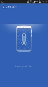 scansione temperatura cpu