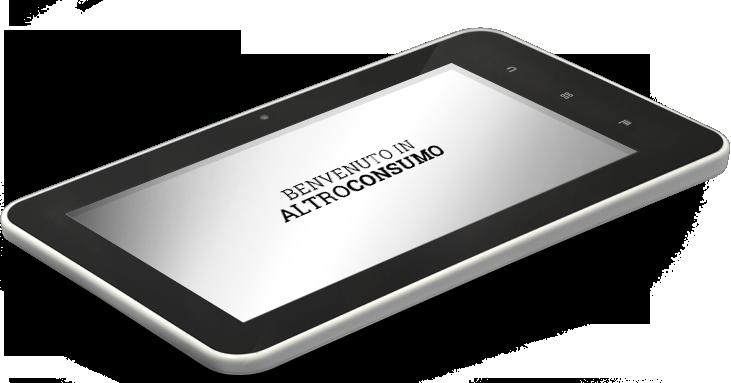 Tablet Altroconsumo
