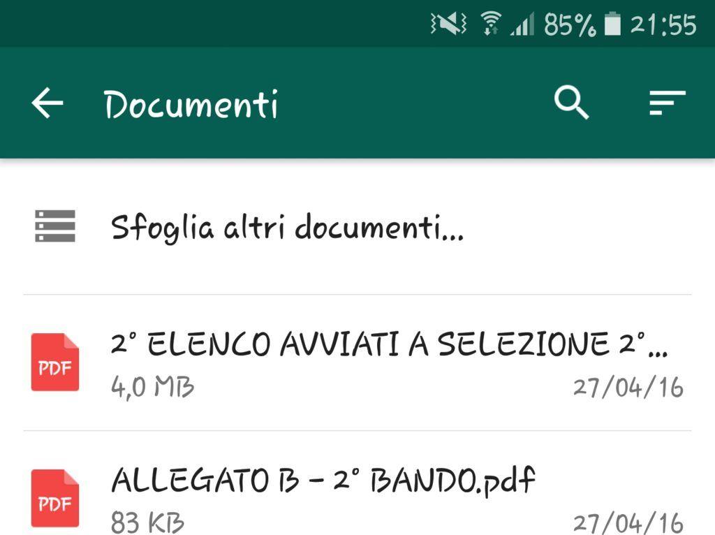 Whatsapp file pdf-AndroidAre