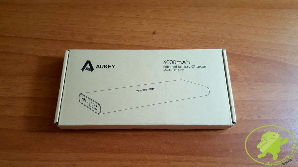 pacco aukey androidare