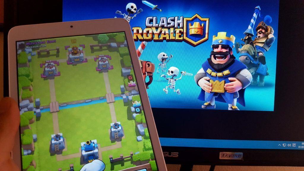Clash royal androidare trucchi