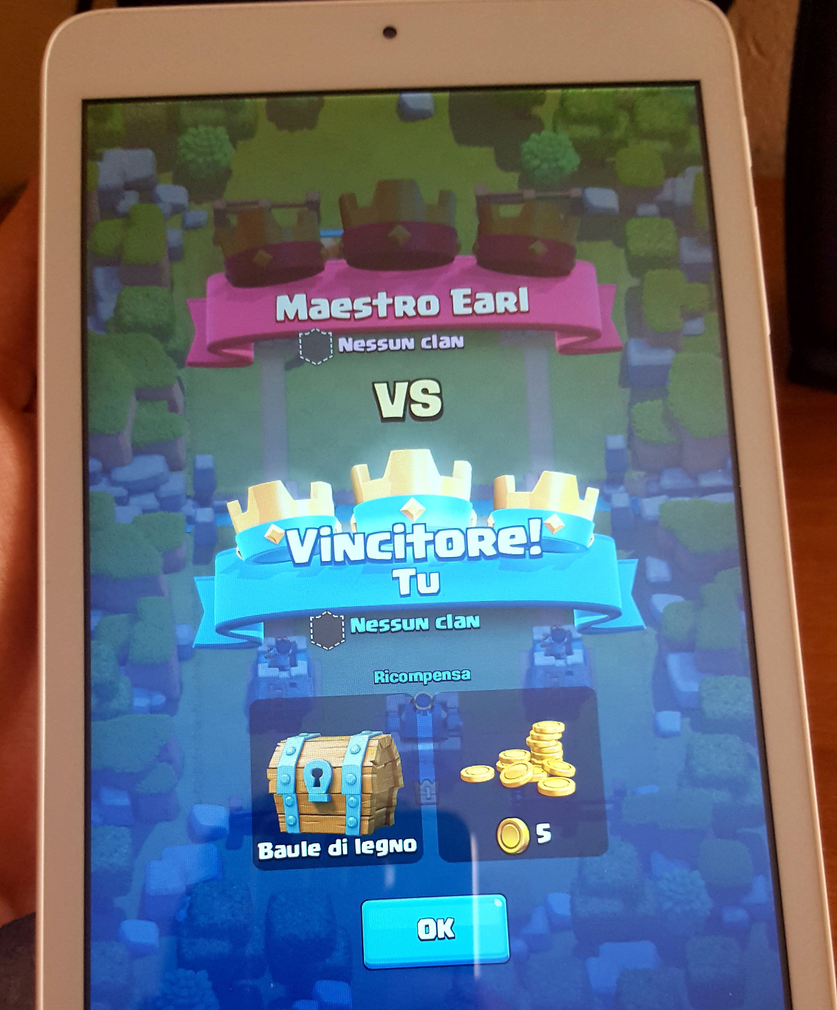 clash royale androidare