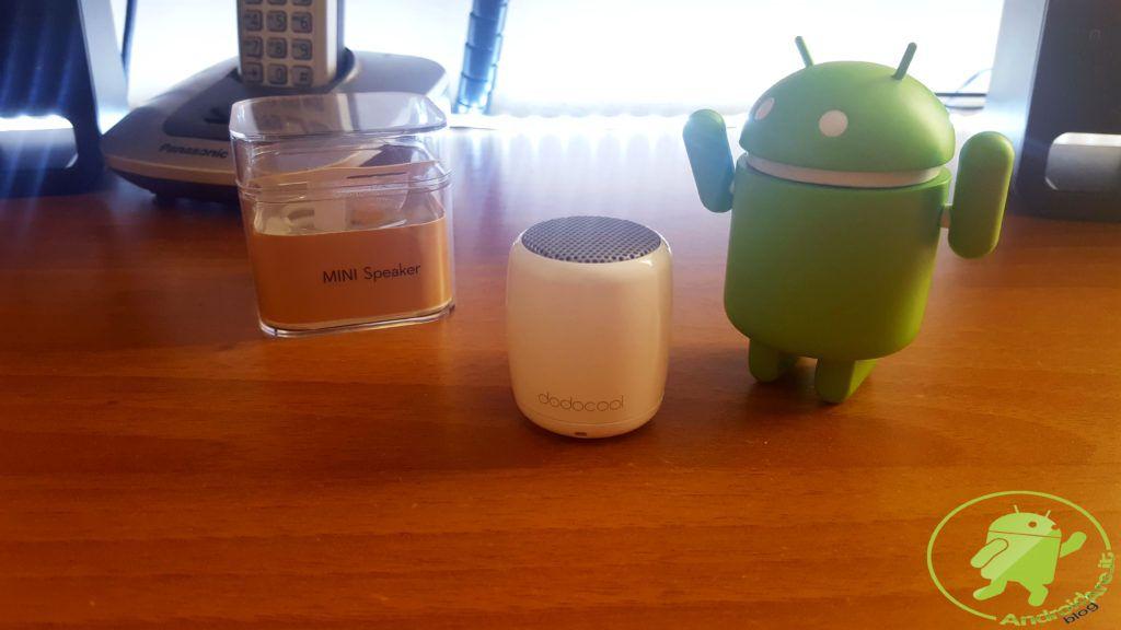 Dodocool mini speaker androidare